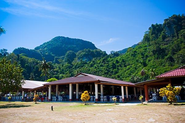 Concrete Hut at Ko Phi Phi Don