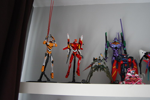 Evangelion Model kits
