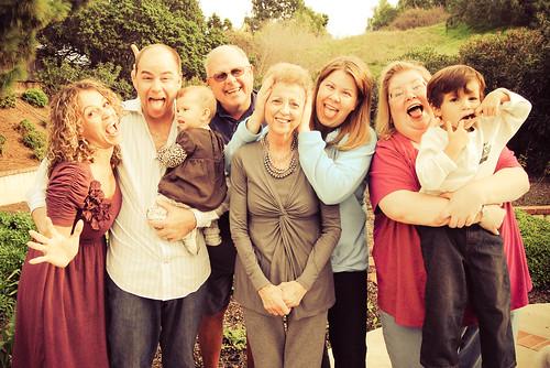 Family Photo 2010 v.2
