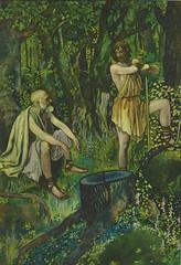 Lambs Skakespeare-Erzhlungen / Bild 04 (micky the pixel) Tags: vintage buch book livre williamshakespeare charleslamb lambsshakespeareerzhlungen timonvonathen