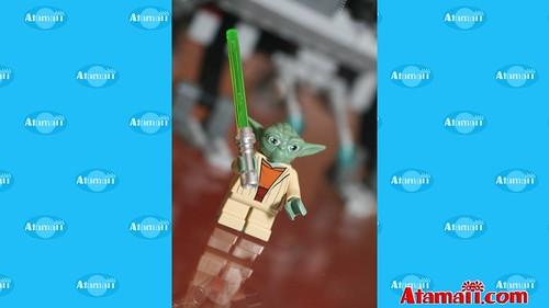 LEGO Republic Frigate Star Wars Toys 2011 NY Toy Fair