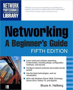Networking : a beginner's guide