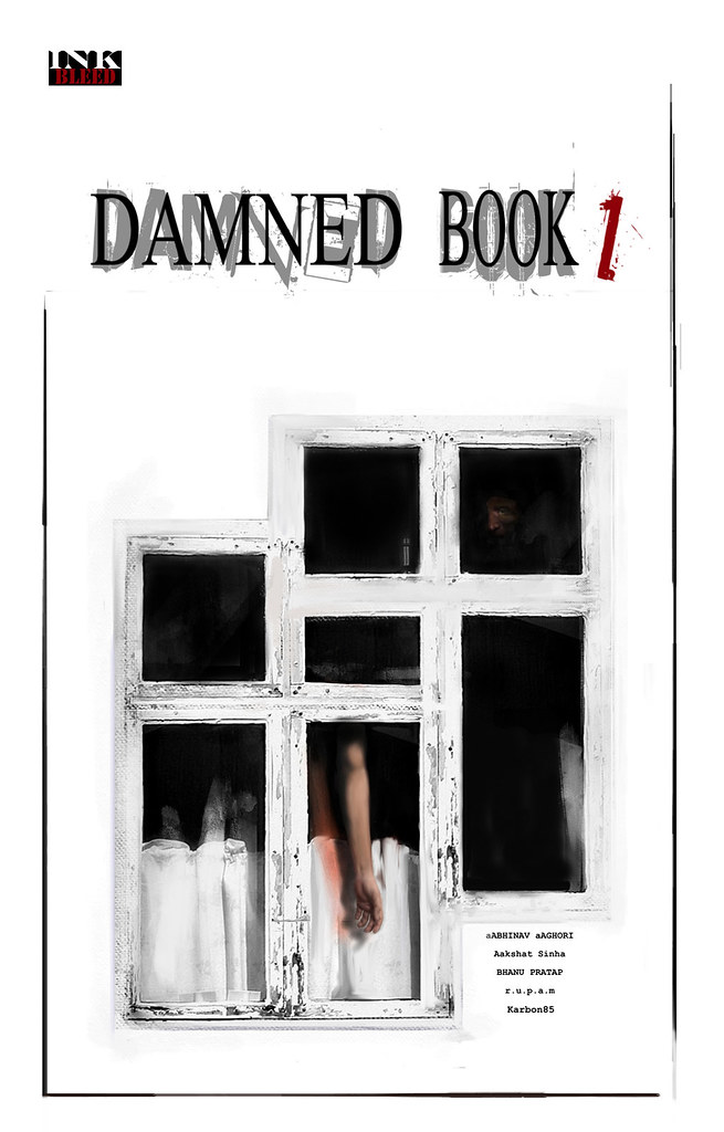 Damned book 1 (the preview)