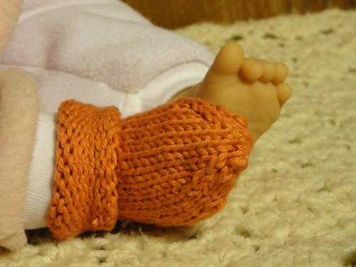 2011 Baby Socks 1