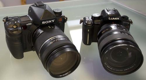 Sony a850 28-75 f/2.8 SAM lens