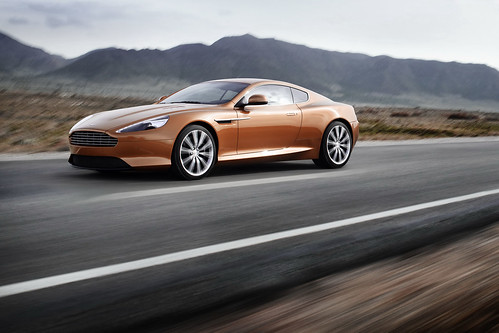 Aston Martin Virage Coupe pictures