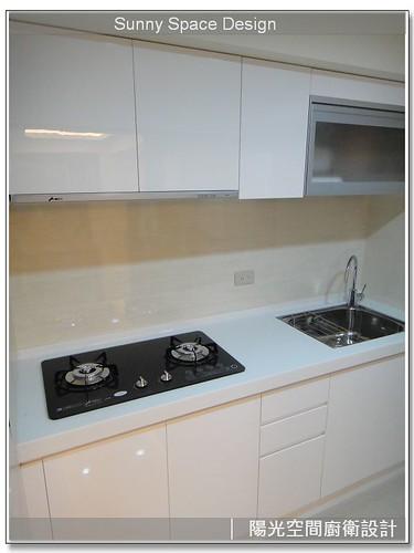廚具工廠-土城明德路一段蔡先生廚房設計