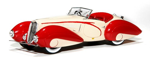Spark Delahaye 135 Fig & Fala GS 36