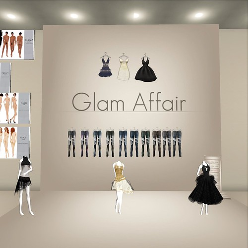 Glam Affair Outlet - 10L$ per item