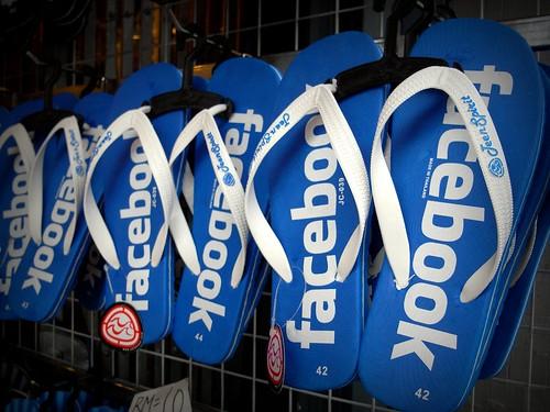 facebook flip-flop