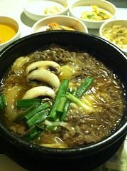 Boolkogi Hot Pot @ Granma Kim's