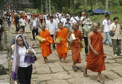 Cambodia Dispute