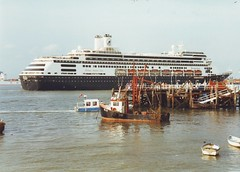 Rotterdam (Harwich & Dovercourt) Tags: ferry ships line tor dovercourt harwich dfds parkeston