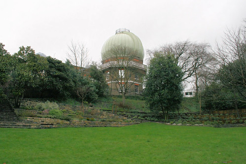 "Observatory from the ""secret garden"""