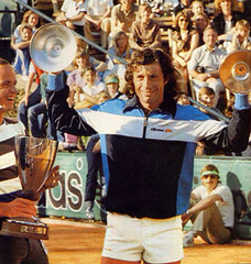 Guillermo Vilas (tennis buzz) Tags: tennis ellesse