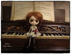 A Perdita le encanta la música!