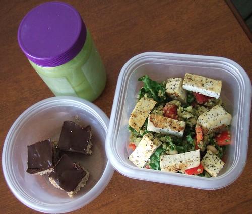 Monday lunchbox