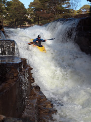 P2273660 (Mel Stephens) Tags: uk white water river geotagged scotlan