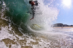 Shorey Fun (Pablo Jimnez Foto) Tags: beach surf waves surfing bodyboarding bodyboard shorey shorebreak