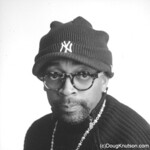 "<b>Spike Lee</b><br/> Doug Knutson (LC '84) (Photography, 2005)<a href=""//farm6.static.flickr.com/5013/5489765105_db4184f93b_o.jpg"" title=""High res"">∝</a>"