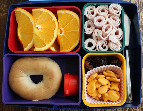 First Grade Bento #421: February 28, 2011