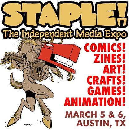 Staples! This weekend at the Marchesa Events Center