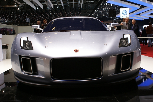 GUMPERT Fast Tourer designed by TOURING SUPERLEGGERA