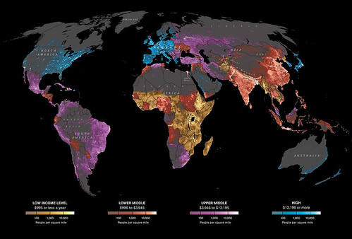 The World of Seven Billion: Where and How We Live