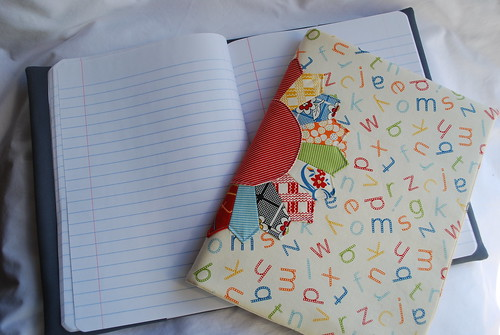 Punctuation Notebook Cover