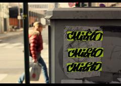 chiuto (diegofornero (destino2003)) Tags: italy torino graffiti sticker tag turin chiuto diegofornero