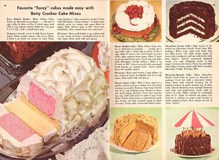 Betty Crocker Special Cakes
