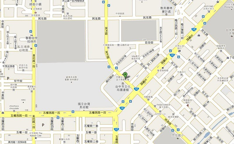 [活動公告]2011/03/05 (六) 早場 國美館人像外拍
