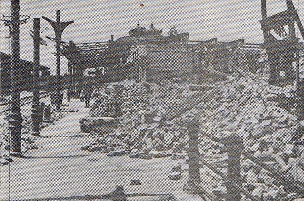 Gara de sud - 1944 - MI