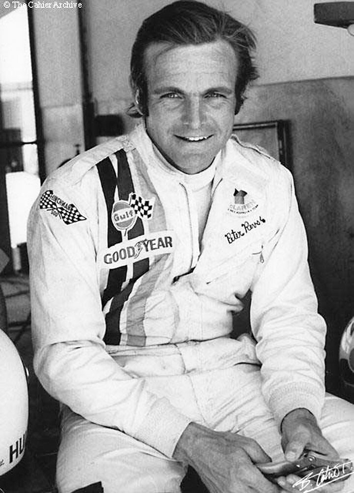 Peter Revson #1974