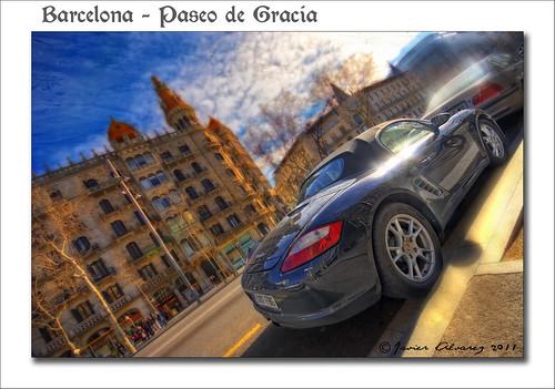 Barcelona - Paseo de Gracia