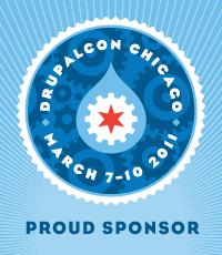 DrupalCon Chicago 2011 Sponsor