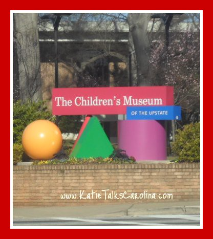 The Children's Museum Greenville, SC
