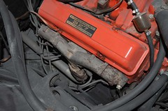 """1965 Pontiac Parisienne Engine Paint and Detail • <a style=""""font-size:0.8em;"""" href=""""http://www.flickr.com/photos/85572005@N00/5509804261/"""" target=""""_blank"""">View on Flickr</a>"""