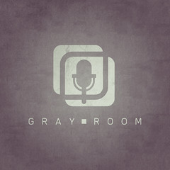 Gray Room Logo (invisibleElement) Tags: illustration logo design mark studios invisibleelement grayroom