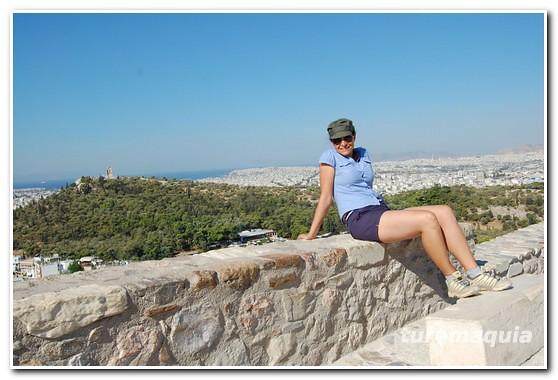 Vistas Acropole Atenas (3)