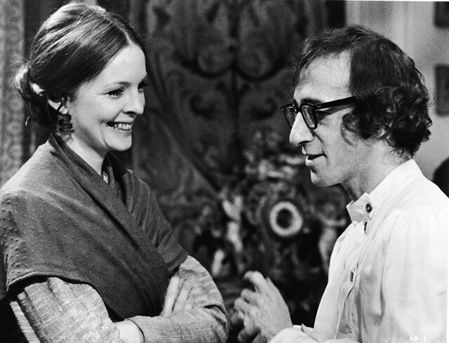 diane keaton and woody allen in love and death