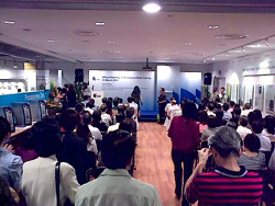 Serangoon Public Library official opening 11 Mar 201124