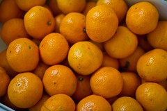 Mandarins (stuckinseoul) Tags: world travel food beautiful fruit canon lens geotagged photography photo yummy cool interesting asia forsale yum image photos quality background gorgeous stock photojournalism tasty korea delicious eat photograph stunning hungry fabulous southkorea koreanfood clementines stockphoto bangi photojournalist  mandarins  satsumas   highquality  republicofkorea 2011 foodpics    bangidong canoneos550d canoneosrebelt2i canoneoskissx4 550d stuckinseoul foodphotosfromkorea
