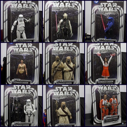 Star Wars Action Figures Armageddon Collection 2011