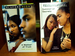 New Urban Teen Novels