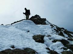 Munro bagged ! (Gary ( Gaz ) Simpson) Tags: snow mountains nature rural walking scotland scenery isleofskye scenic hills climbing scottishwildlife wildterrain munrobagging scottishwinter scotishscenery scotlandscoast
