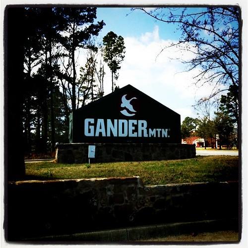 Gander Mountain in Tyler