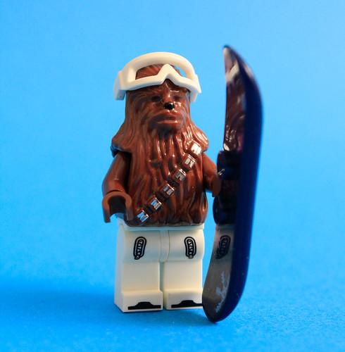 Snow Wookie