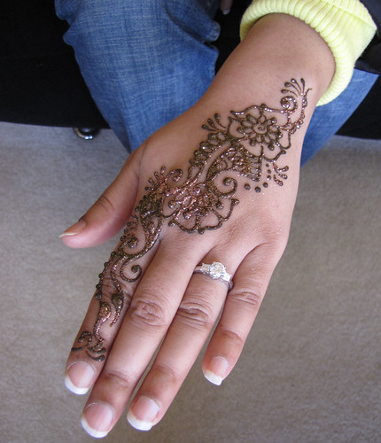 Henna for Bridal Consultation by Henna Sooq