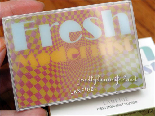 Laneige Fresh Modernist Blusher